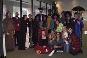 Halloween at Sacramento Campus